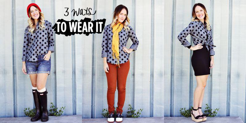 3 Ways To Wear It