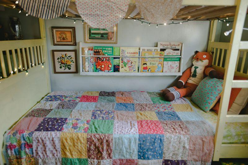 Cozy Kids Bed