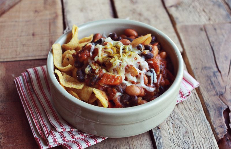 Curry chili