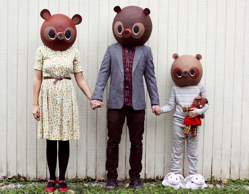 Goldilocks And The Three Bears Halloween Costume