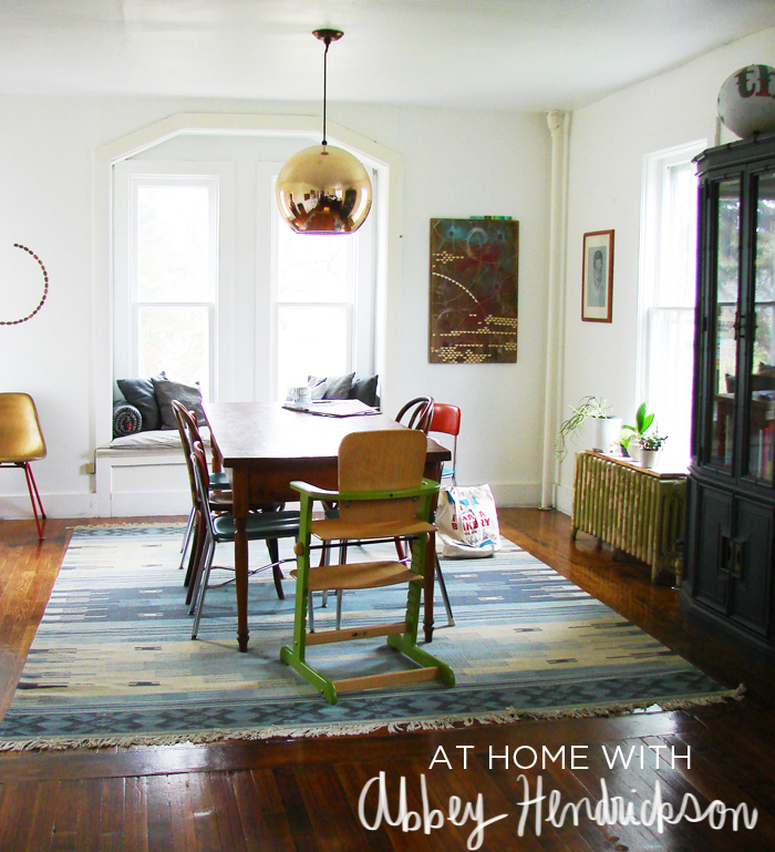 At Home With Abbey Hendrickson