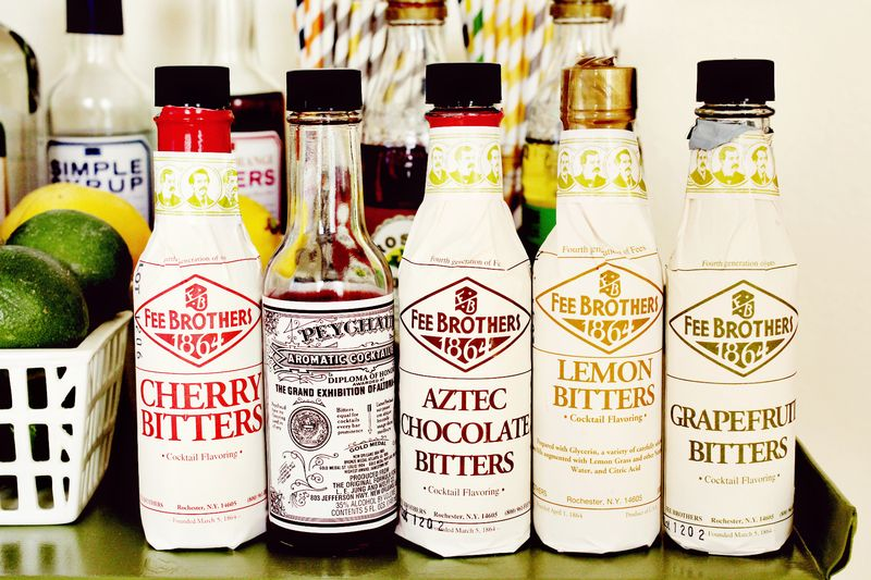 Stock up on bitters