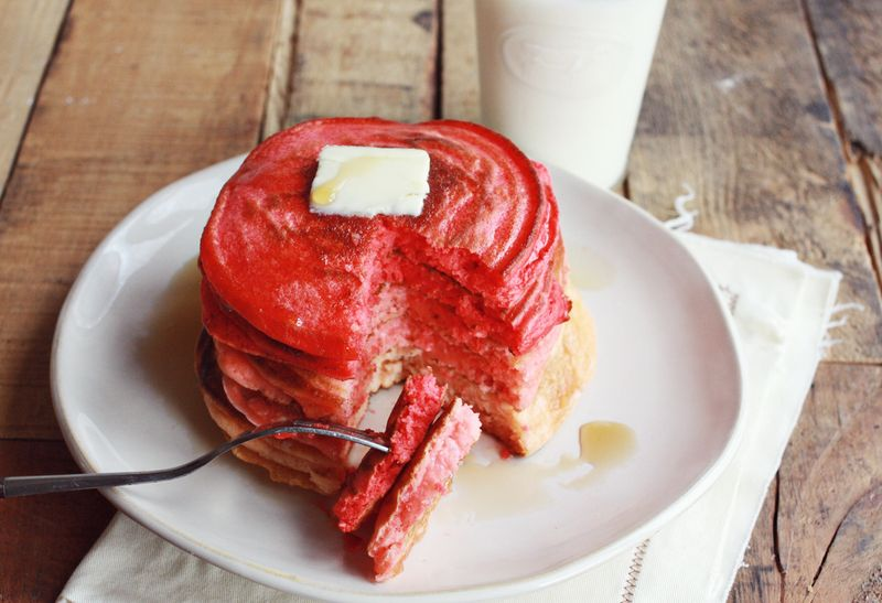 Ricotta pancake recipe