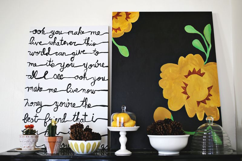 Nesting Simple Song Lyrics Painting A Beautiful Mess