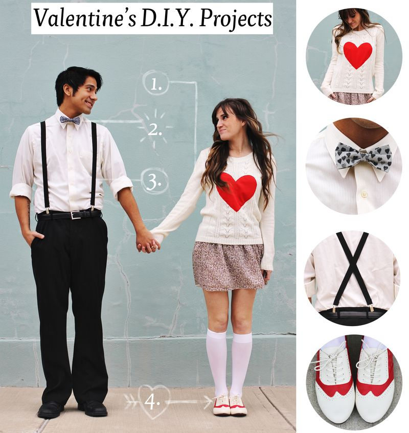 DIY Valentine Projects