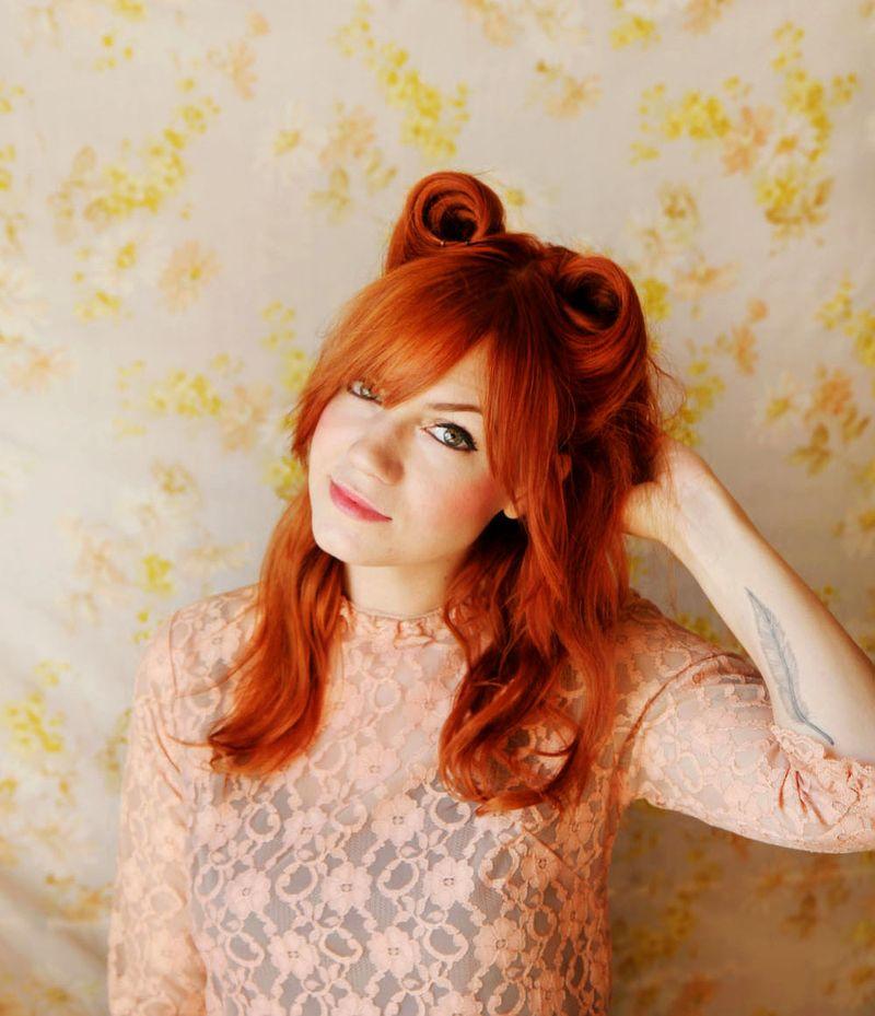 20 Adorable Hair Tutorials! (7)