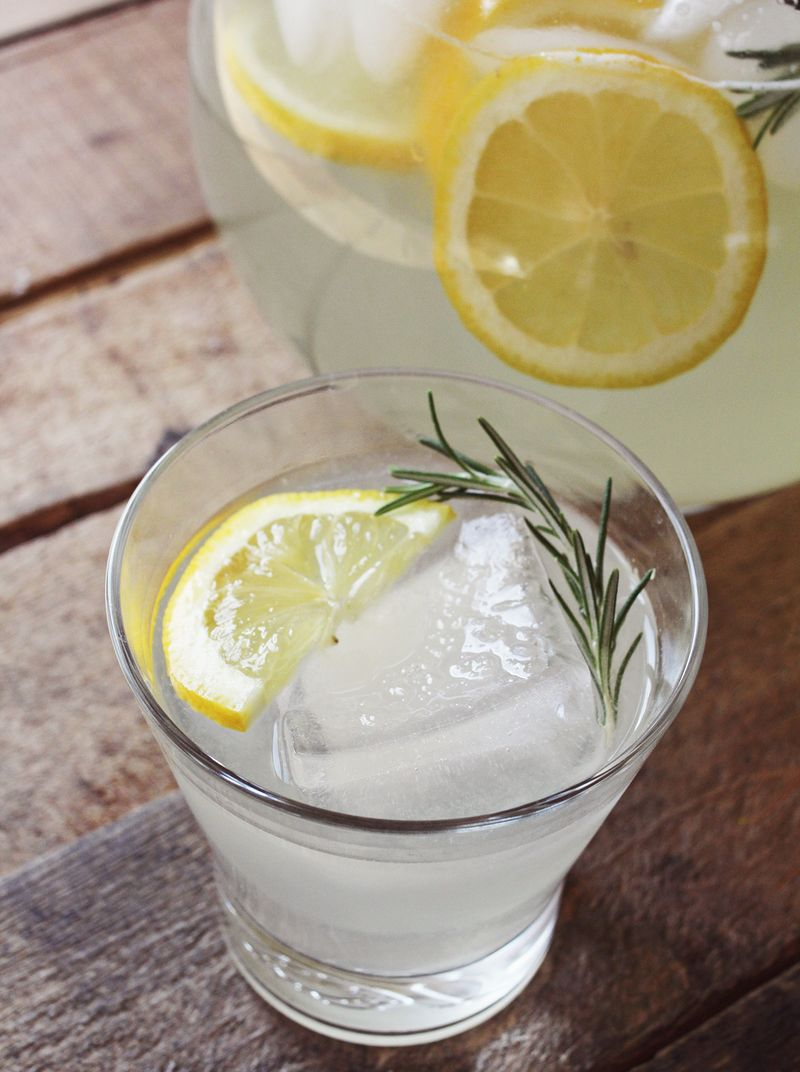 The best lemonade recipe I've ever tried