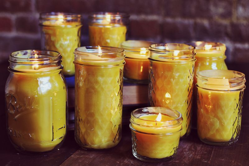 Beeswax Candle How-To