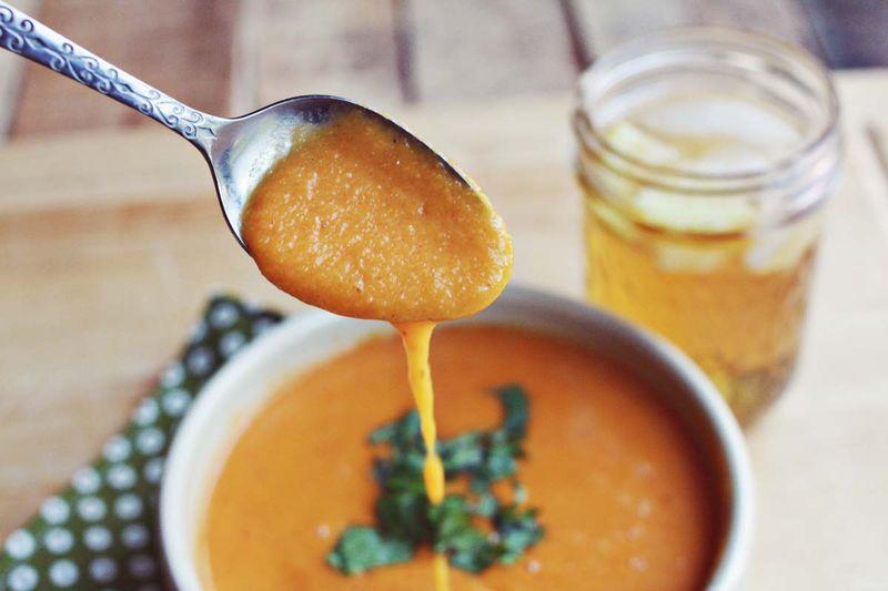 Easy homemade soup