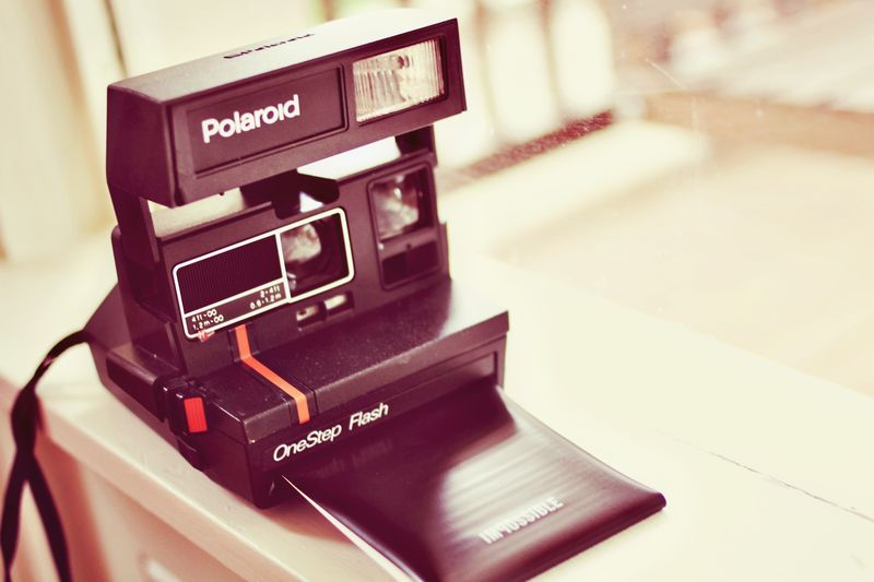Polaroid Camera Urban Outfitters Uk : Playing with an impossible project polaroid a beautiful mess