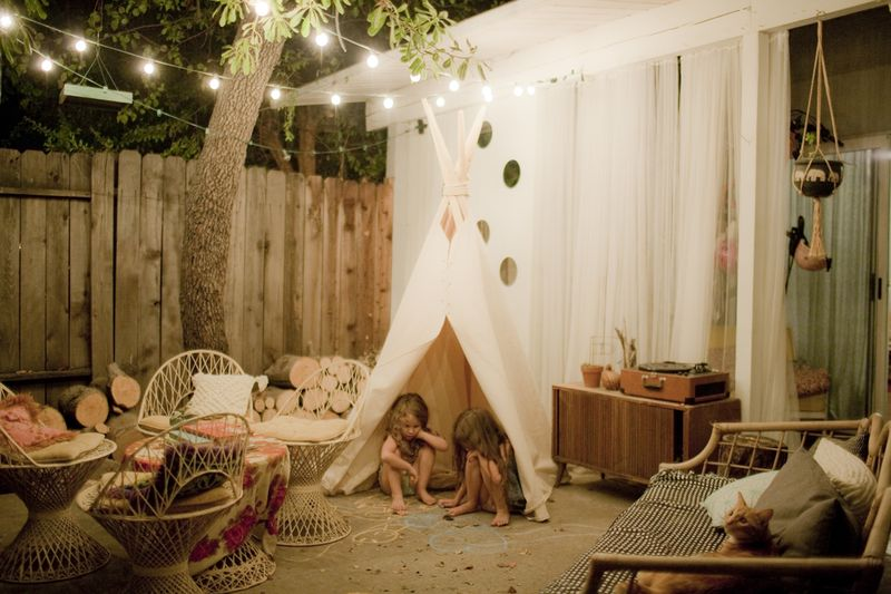 Lovely Outdoor Patio