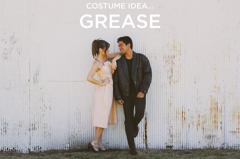 Grease costume idea