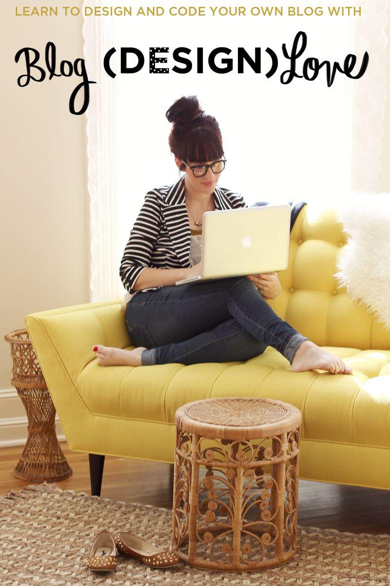 Blog Design Love E-Course (Only $34!)