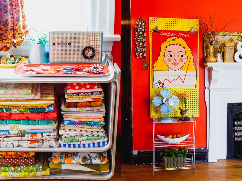 Lovely room details