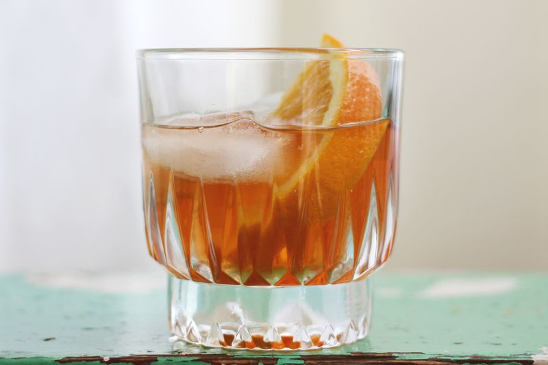 A (slightly more girly) Old Fashioned