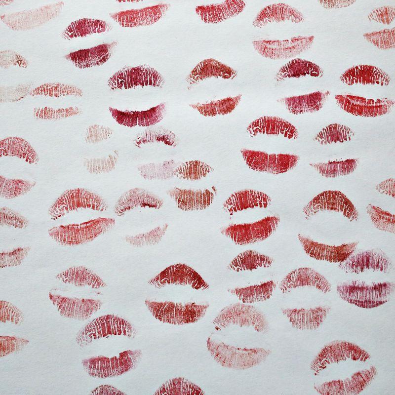 Lipstick Art