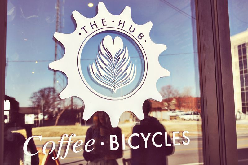 The Hub- places we love!