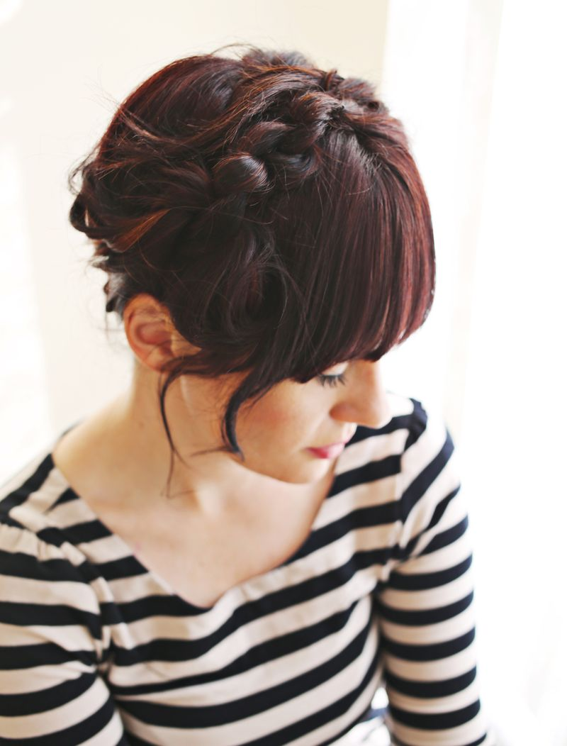 20 Adorable Hair Tutorials! (4)