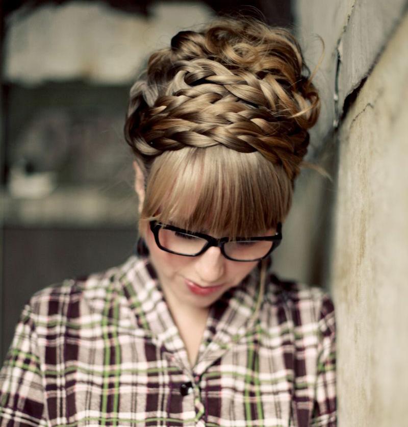 20 Adorable Hair Tutorials! (15)
