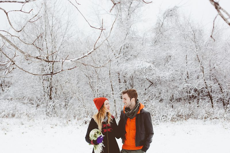 Engagement photos by Sarah Rhodes