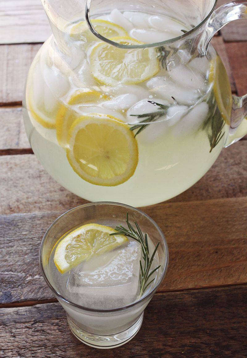 How to make the perfect lemonade