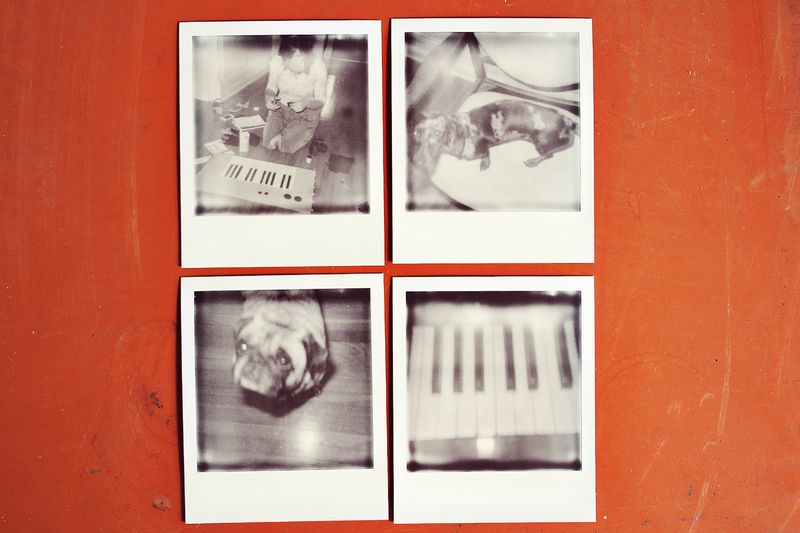 Impossible Project Polaroid Prints