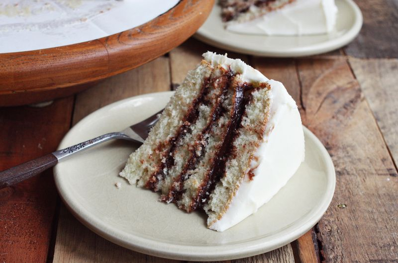 How to make a layered cake