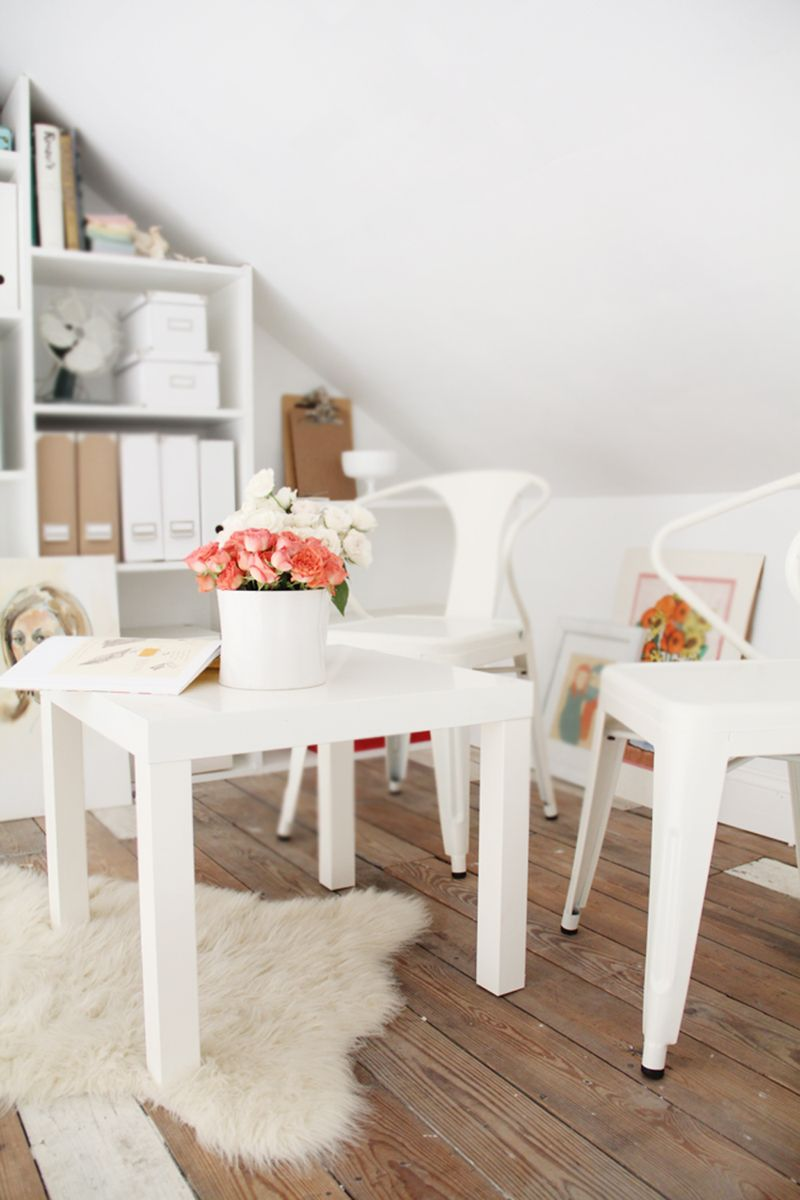 Clean white space