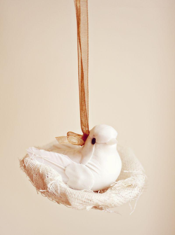DIY Bird Ornament