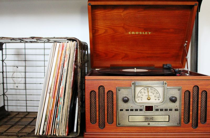 Cute Record Player