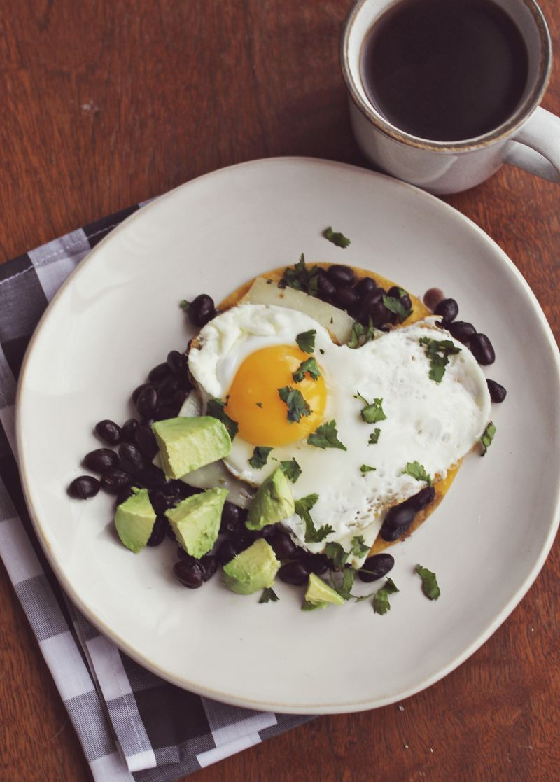 Easy southwestern breakfast recipe