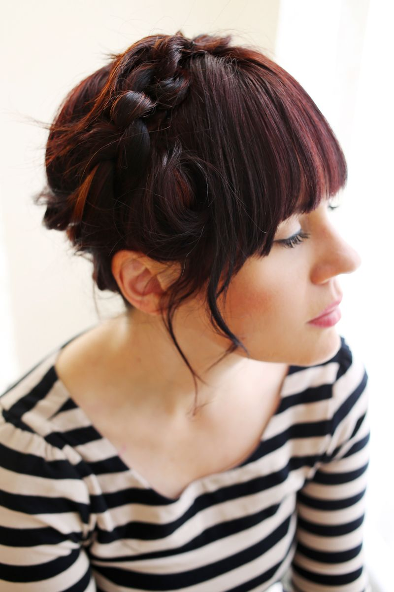Knot Hairstyle (with photo instructions!)