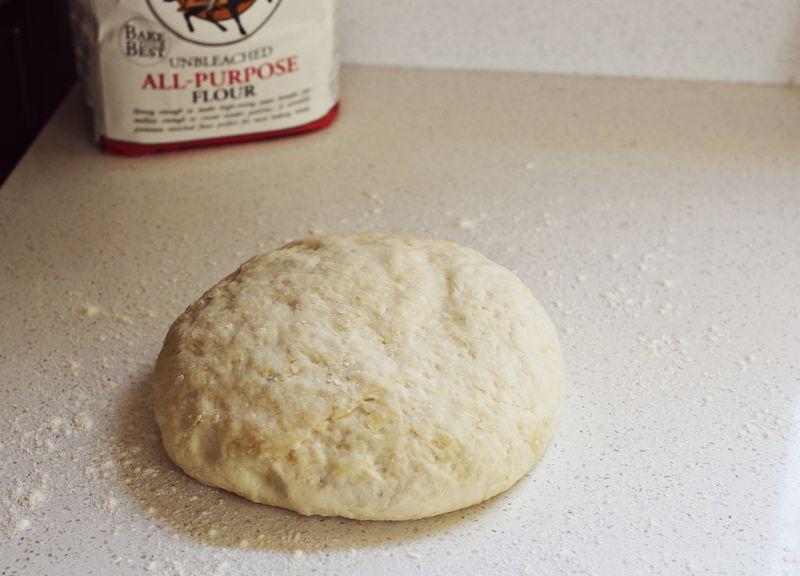Perfect pizza dough recipe