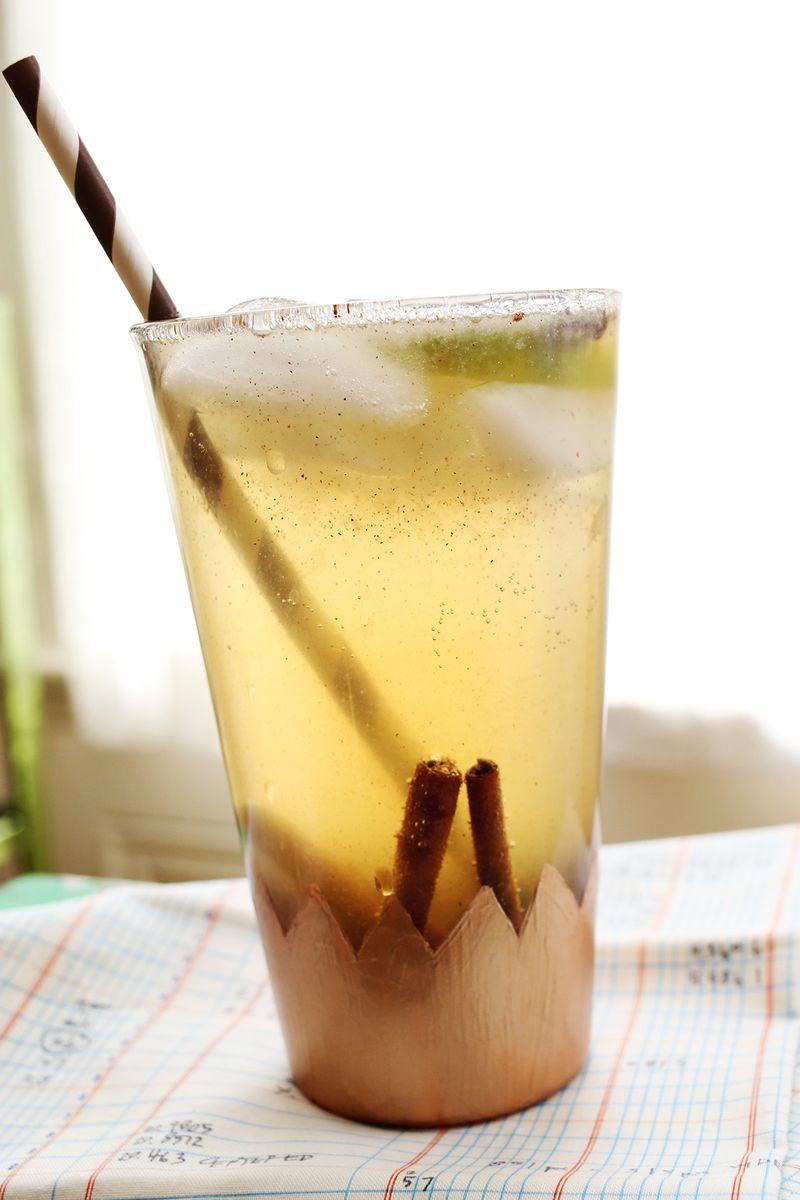 Cinnamon Sour Recipe