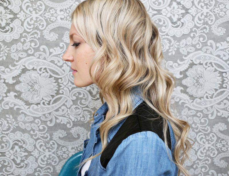 Mega Wave Hair Tutorial