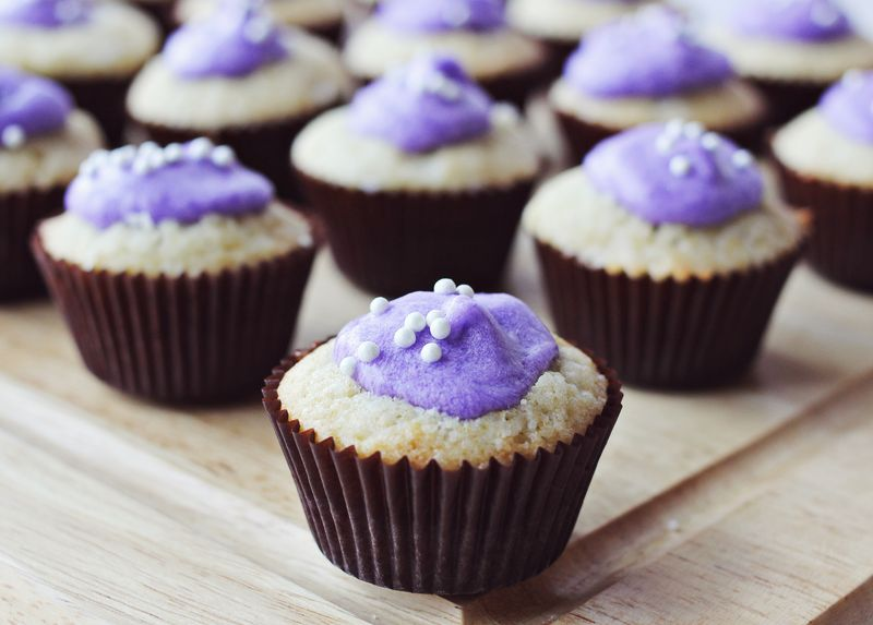 Lavender frosting recipe