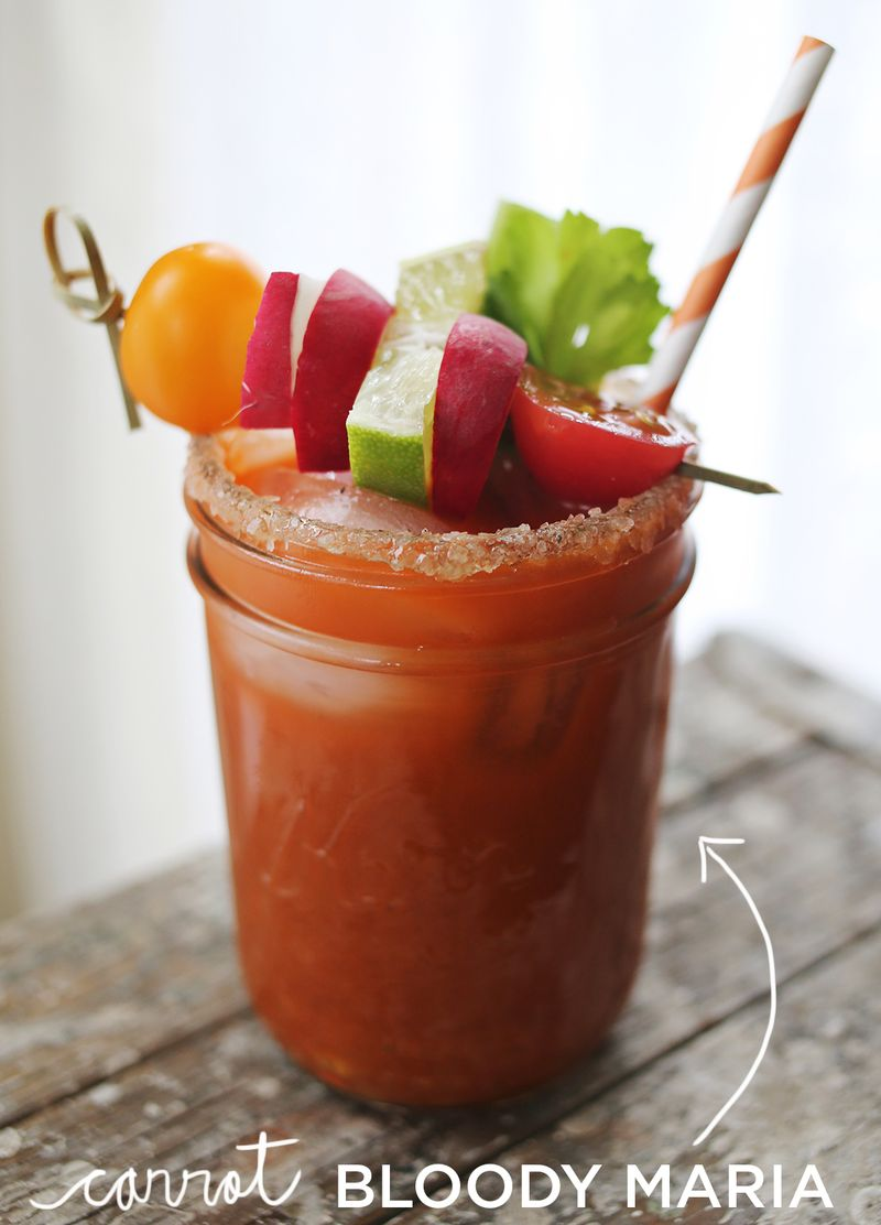 Carrot Bloody Maria
