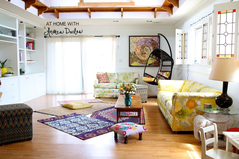At home with Drea Duclos