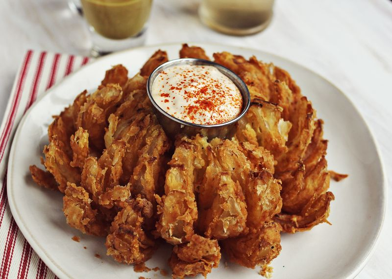 Impress your friends with this bloomin onion recipe!