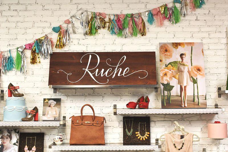 We love Ruche!