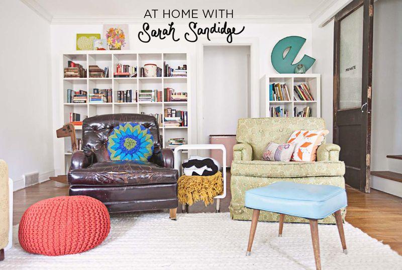 At Home With Sarah Sandidge