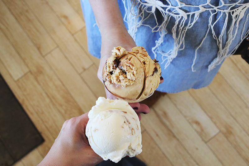 Ice cream times!