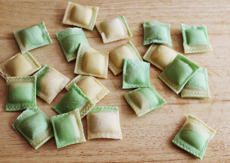 How to make ravioli
