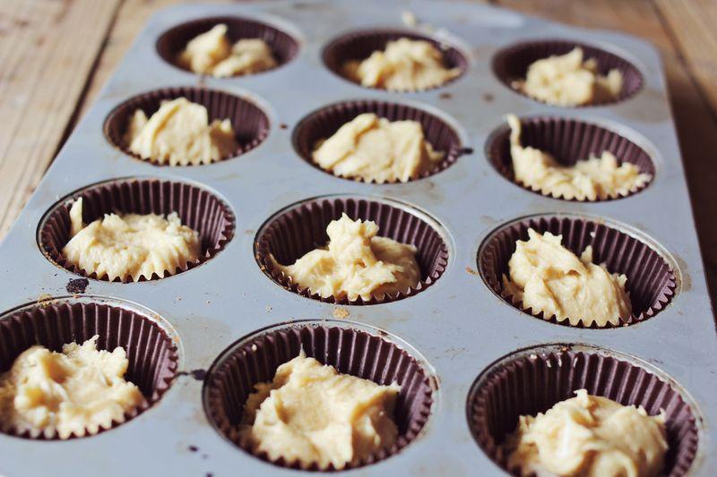 Peanut butter cupcake recipe