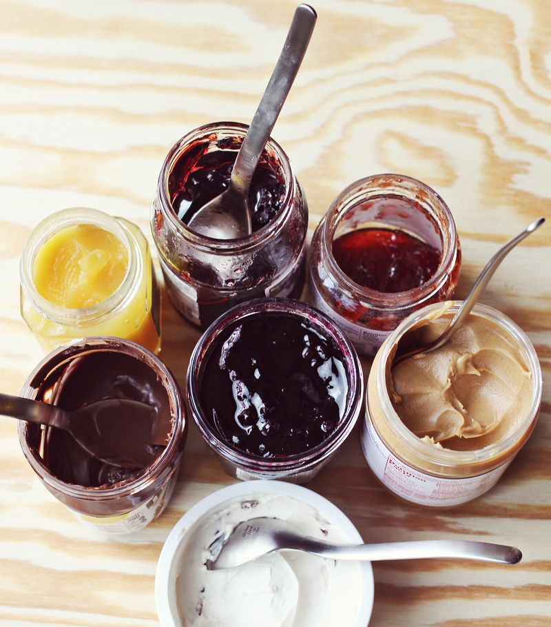 Pop tart mixology