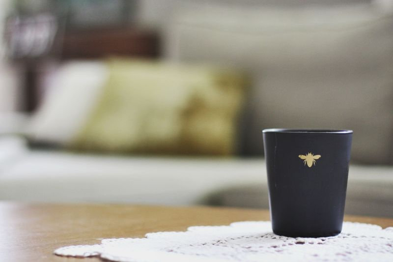 Darling little mug