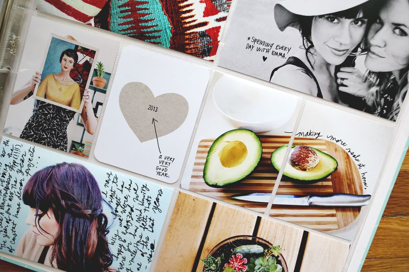 Let's talk about scrapbooking www.abeautifulmess.com
