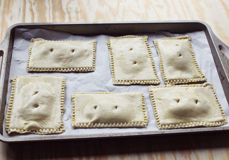 How to make homemade pop tarts
