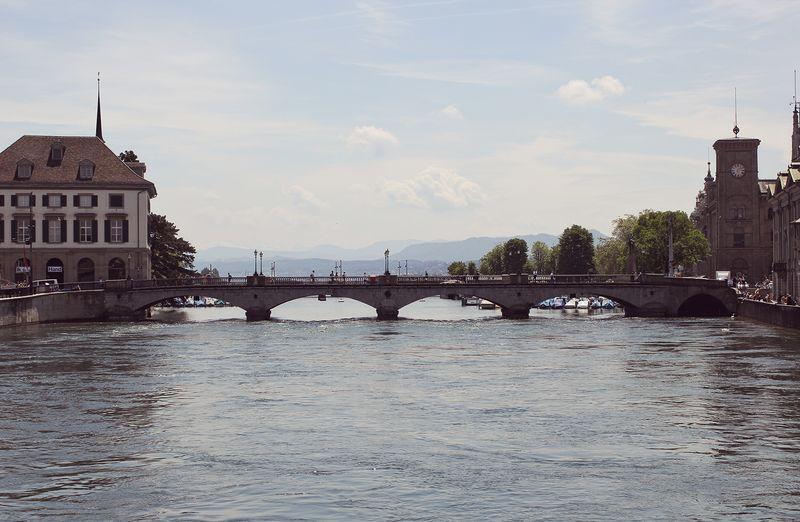 Zurich bridge