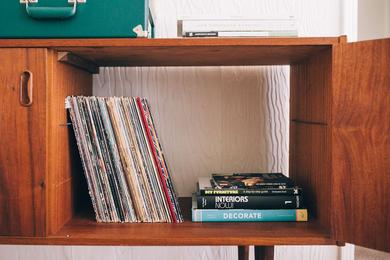 Perfect record storage